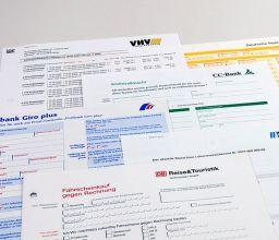 Individualisierte Formulare im Kunden-Beziehungs-Management