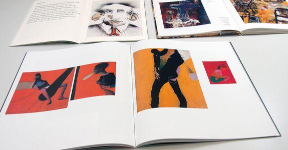 Literatur –  Kunstkataloge, Berichte, Dokumentationen