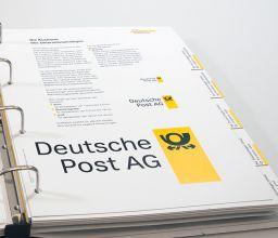 Markenentwicklung <br /> Deutsche Post