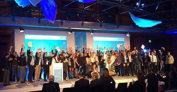 Preisverleihung des BMWI <br/> &#8222;Kultur- und Kreativpiloten Deutschland 2014&#8220;