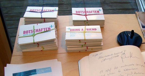 Ausstellungs-Design <br /> Kgl. Norwegische Botschaft