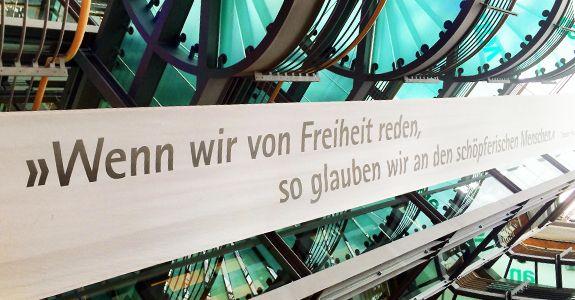 9. Berliner Rede zur Freiheit <br/> Zhanna Nemzowa