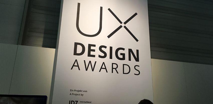 UX DESIGN AWARDS auf der IFA 2017