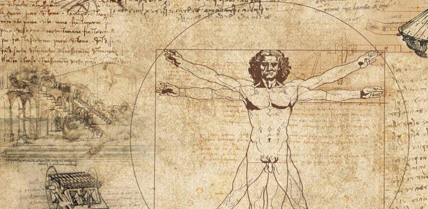 Technologe, Wissenschaftler und Künstler: Leonardo da Vinci